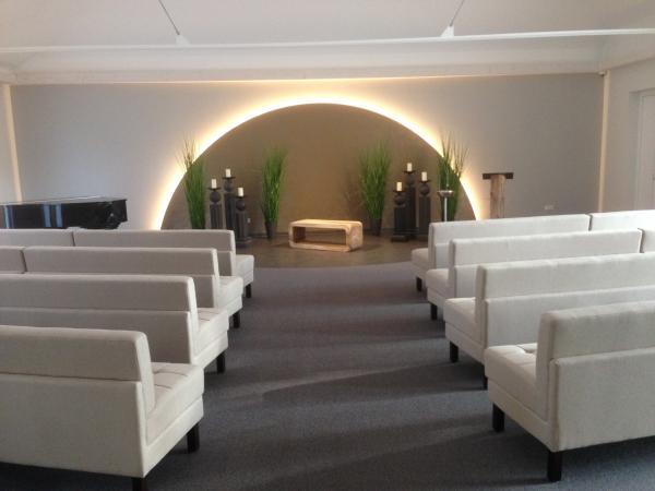 neue Trauerhalle