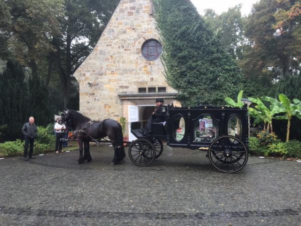 Bestattungskutsche