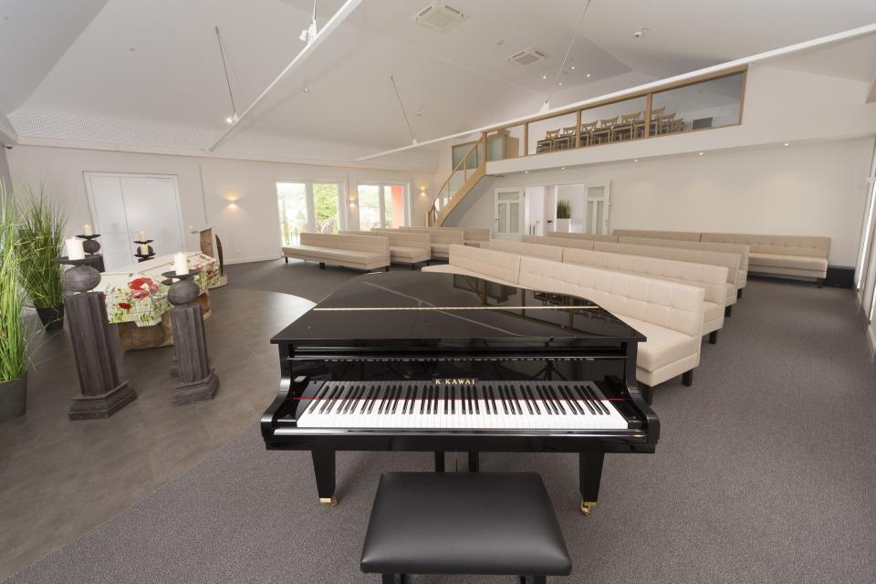 Unser Klavierflügel zur stilvollen Begleitung